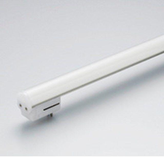 DNライティング SLED1250WW DNLED's LEDシームレスランプ SLED 全長1248mm 温白色 3500K 拡散タイプ SLED-1250WW