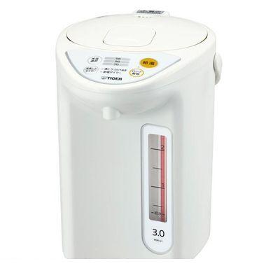 タイガー魔法瓶 PDR-G301-W マイコン電動ポット 3.0L ホワイトPDRG301W