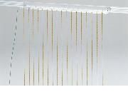 1-9107-02 除電ロープ【ノレン】 NSS50M 1910702