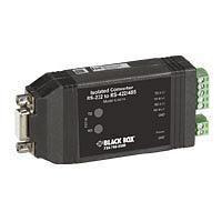 【個数:1個】【キャンセル不可 - 納期約2週間】ブラックボックス BLACK BOX [IC821A] 光学絶縁232422/485コンバータ IC-821A