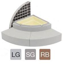 城東テクノ Joto CUB-R60S-RB 直送 代引不可・他メーカー同梱不可 ハウスステップRタイプ 色:レッドブラウン【RB】CUBR60SRB
