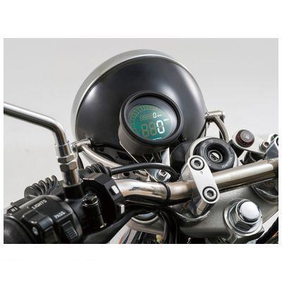 デイトナ DAYTONA 79716 デジタルVELONA 電気式スピード&タコメータ