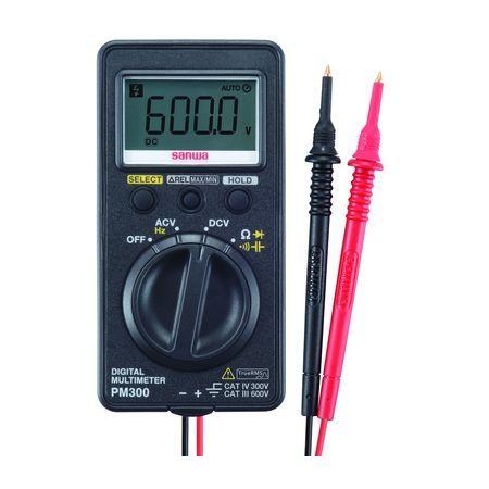 sanwa 三和電気計器 PM300 ポケット型デジタルマルチメータ
