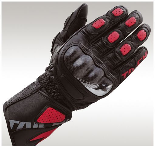 RSタイチ 4997035606443 NXT053 GP-X レーシンググローブ BLACK/RED L