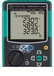 共立電気計器 6305 コンパクト・パワーメータ