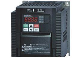日立 HITACHI WJ200-037LF 直送 代引不可・他メーカー同梱不可 インバータWJ200シリーズ三相200V級 適用モータ:3.7Kw WJ200037LF