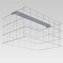 JM68284 オプション/スポーツ施設用40000Lm角形/側面ガード