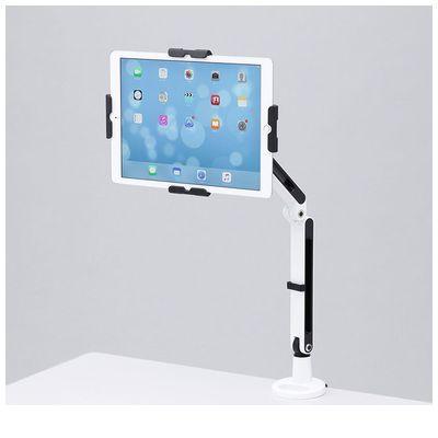 サンワサプライ CR-LATAB24 11~13インチ対応iPad・タブレット用アーム CRLATAB24