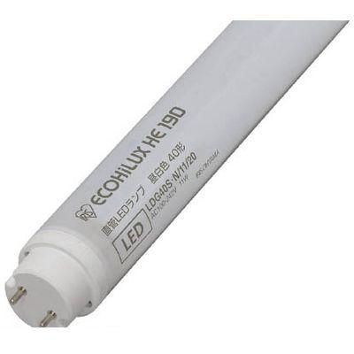 アイリスオーヤマ 株 IRIS LDG40S-N-10-20 直管形LEDランプ HE200 40形 2000lmLDG40SN1020