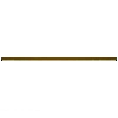 粉河 KOKAWA 0101-48 【30個入】 戸襖塗縁 黒ウルミ 6.6分×6尺 010148