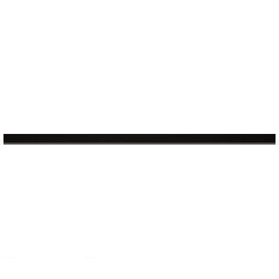 粉河 KOKAWA 0104-31 【30個入】 戸襖塗縁 黒 6.6分×7尺 010431