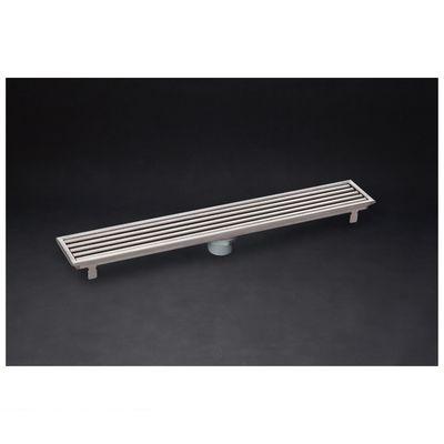 シマブン GSG-15L1800-F 直送 代引不可・他メーカー同梱不可 小川くん 玄関排水ユニット GS 標準仕様 プレーンタイプ 長さ1796×幅144 GSG15L1800F