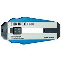 【受注生産品 納期-約3ヶ月】クニペックス KNIPEX 1285-100 光ファイバー用ストリッパー0.18MM SB 輸入 工具 1285100
