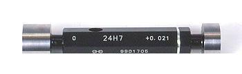 測範社 H7-25 栓ゲージ JISB 7420対応 H725