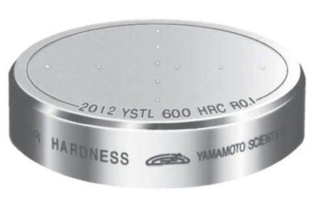 山本科学工具 HRB-S90 硬さ基準片 HRBS90