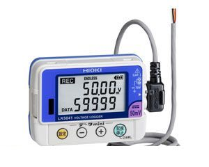 日置電機 LR5043 電圧ロガー