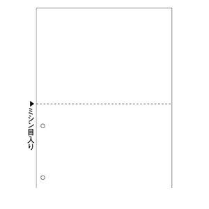 ヒサゴ [FSC2084Z] A4白紙2面2穴 大入【1200枚】