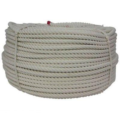 ユタカメイク C12200 ロープ 綿ロープ巻物 12φ×200m