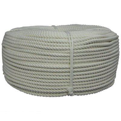 ユタカメイク C8200 ロープ 綿ロープ巻物 8φ×200m