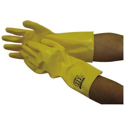 【スーパーSALEサーチ】【あす楽対応】ダイヤゴム [D223L] 耐油用手袋 ダイローブ223【L】 (10入)