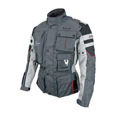 hit-air ヒットエアー 4560216415020 Motorrad-2 エアバッグジャケット ダークグレイ M