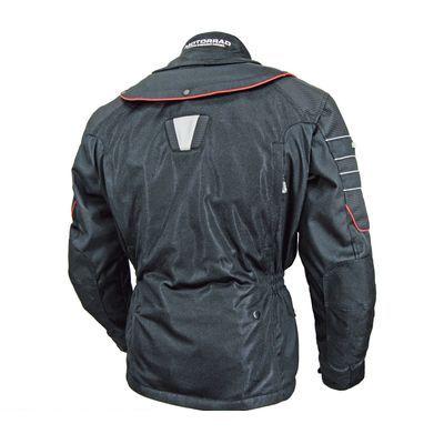 hit-air ヒットエアー 4560216415075 Motorrad-2 メッシュエアバッグジャケット BLK/RED M