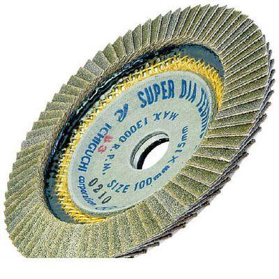イチグチ SDTD5010100 スーパーダイヤテクノディスク 50X10 #100