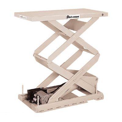 スギヤス 2X050510BF 直送 代引不可・他メーカー同梱不可 テーブルリフト ちびちゃんシリーズ フートシキ