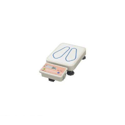 エー・アンド・デイ AD6207B 【直送 代引不可・他メーカー同梱不可】 検定付き体重計