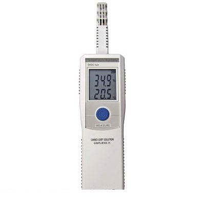 チノー HNEHBN CHINO ハンディ形温湿度計【ベーシックタイプ・一体形】