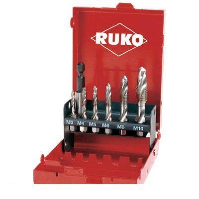RUKO社 R270020 RUKO 六角軸タッピングドリル あす楽対応 新作 SALE開催中 大人気 直送 セット