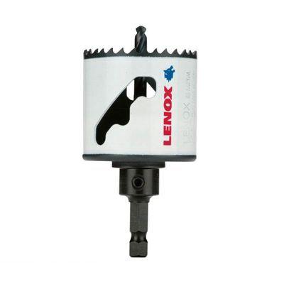 レノックス(LENOX) [5121040] 5121040 バイメタル軸付ホールソー 83MM