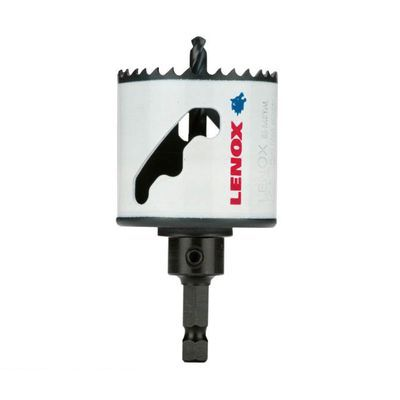 レノックス(LENOX) [5121045] 5121045 バイメタル軸付ホールソー 98MM