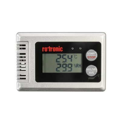 rotronic ロトロニック HL-1D 高精度小型温湿度データロガー HL1D