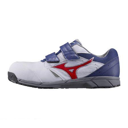 【個数:1個】MIZUNO ミズノ C1GA170101275 プロテクティブスニーカー オールマイティー LS白 27.5 cm 安全靴 JSAA