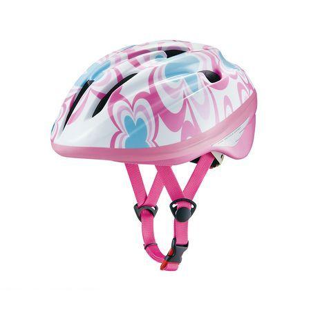 OGK KABUTO オージーケーカブト 4966094463281 J-CULES 2 ヘルメット フラワーピンク