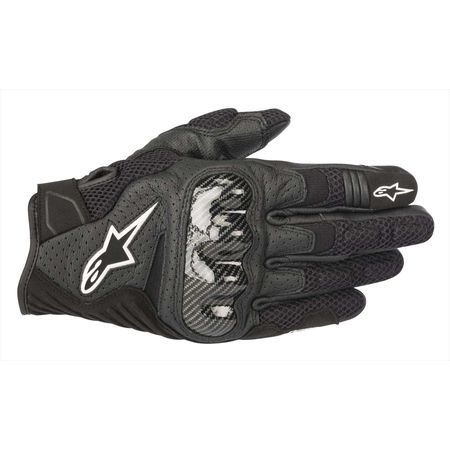 アルパインスターズ alpinestars 8033637055763 SMX-1 AIR GLOVE 0518 10 BLACK XL