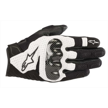 アルパインスターズ alpinestars 8033637060057 SMX-1 AIR GLOVE 0518 12 BLACK WHITE XL