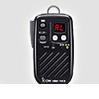 アイコム ICOM HM-143 IC-20シリーズCTM用シンプルマイク UM2005CTM用 HM143
