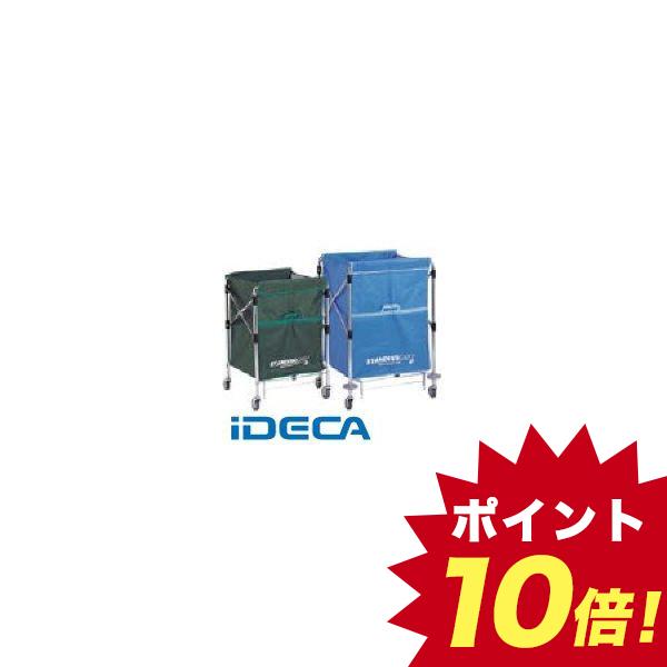 AN00929 テラモト スタンディングカート 本体 大 バンパー付