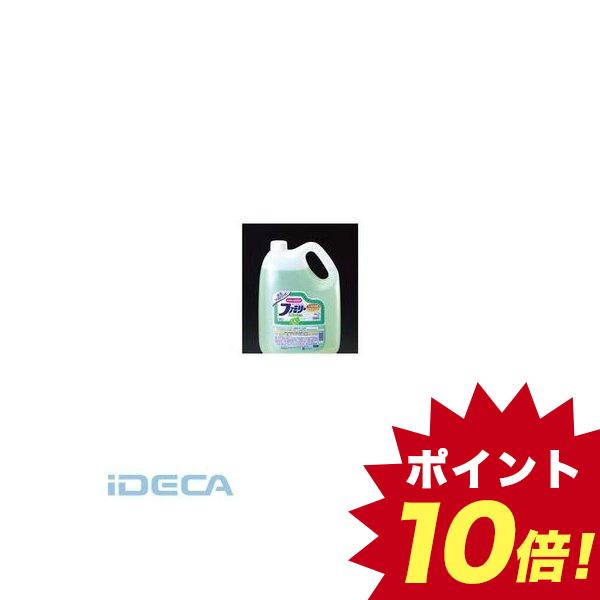 【個人宅配送不可】DW02729 直送 代引不可・他メーカー同梱不可 4.5Lx4個 食器用洗剤 ファミリーフレッシュ 【キャンセル不可】