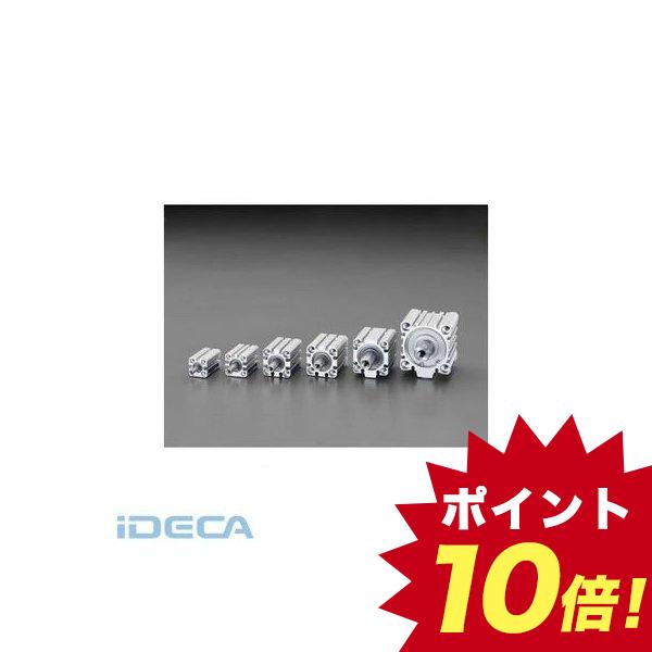 【個人宅配送不可】AU16250 直送 代引不可・他メーカー同梱不可 φ50x10mm エアーシリンダー【キャンセル不可】