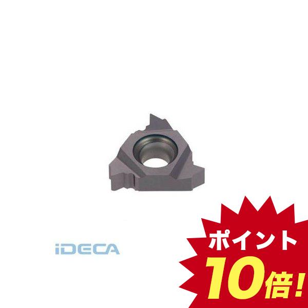 AU74310 タンガロイ 旋削用ねじ切りTACチップ COAT 【5入】 【5個入】