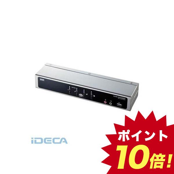 AW43037 デュアルリンクDVI対応パソコン自動切替器 4:1