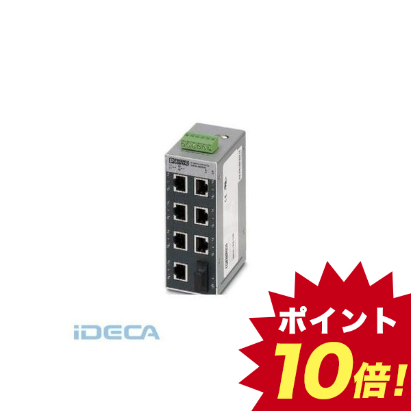 BP38690 Industrial Ethernet Switch - FL SWITCH SFN 7GT/SX - 2891518