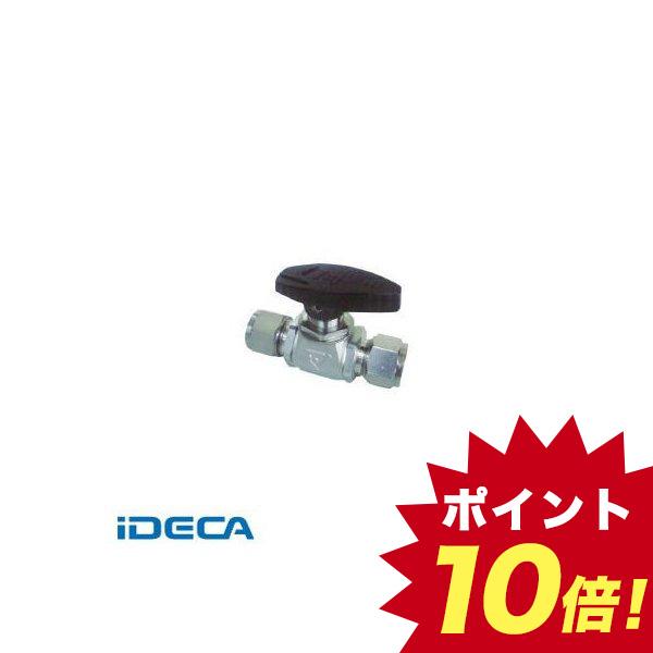 CL46347 ステンレス鋼製4.90MPaパネルマウント式ボール弁
