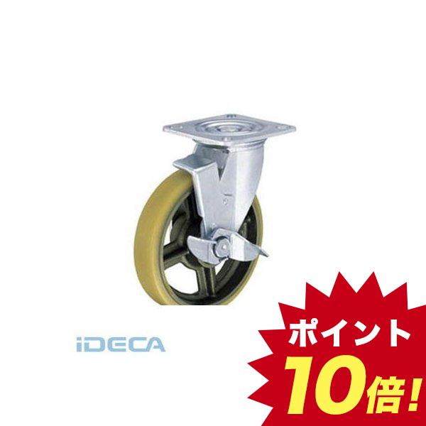 CT01509 Sシリーズ500タイプ自在SP付ウレタンB車200mm【キャンセル不可】