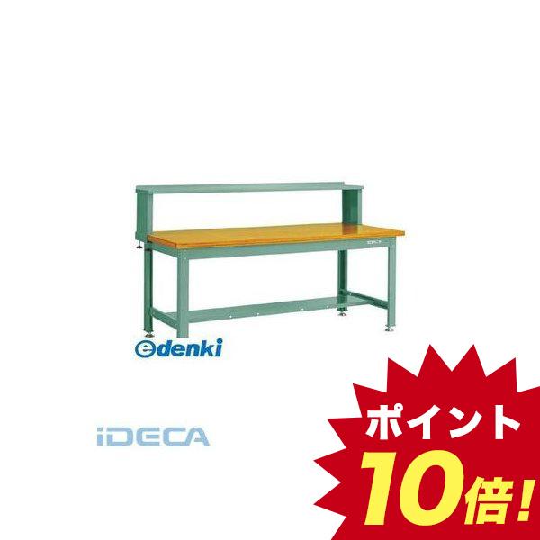 CU02607 激安卸販売新品 SDW型作業台 1800X900XH740 驚きの値段で 上棚付