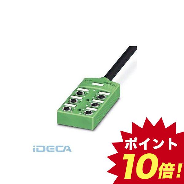 CU34137 センサ/アクチュエータボックス - SACB-6/12-L-10,0PUR SCO - 1517152