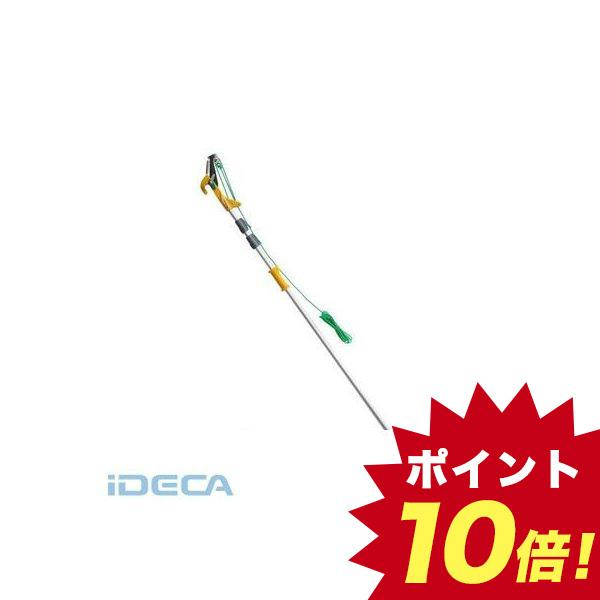 DL00120 ムサシ 345 新作アイテム毎日更新 新作多数 個数:1個 キャッチ君Jr. ロープ式高枝切鋏
